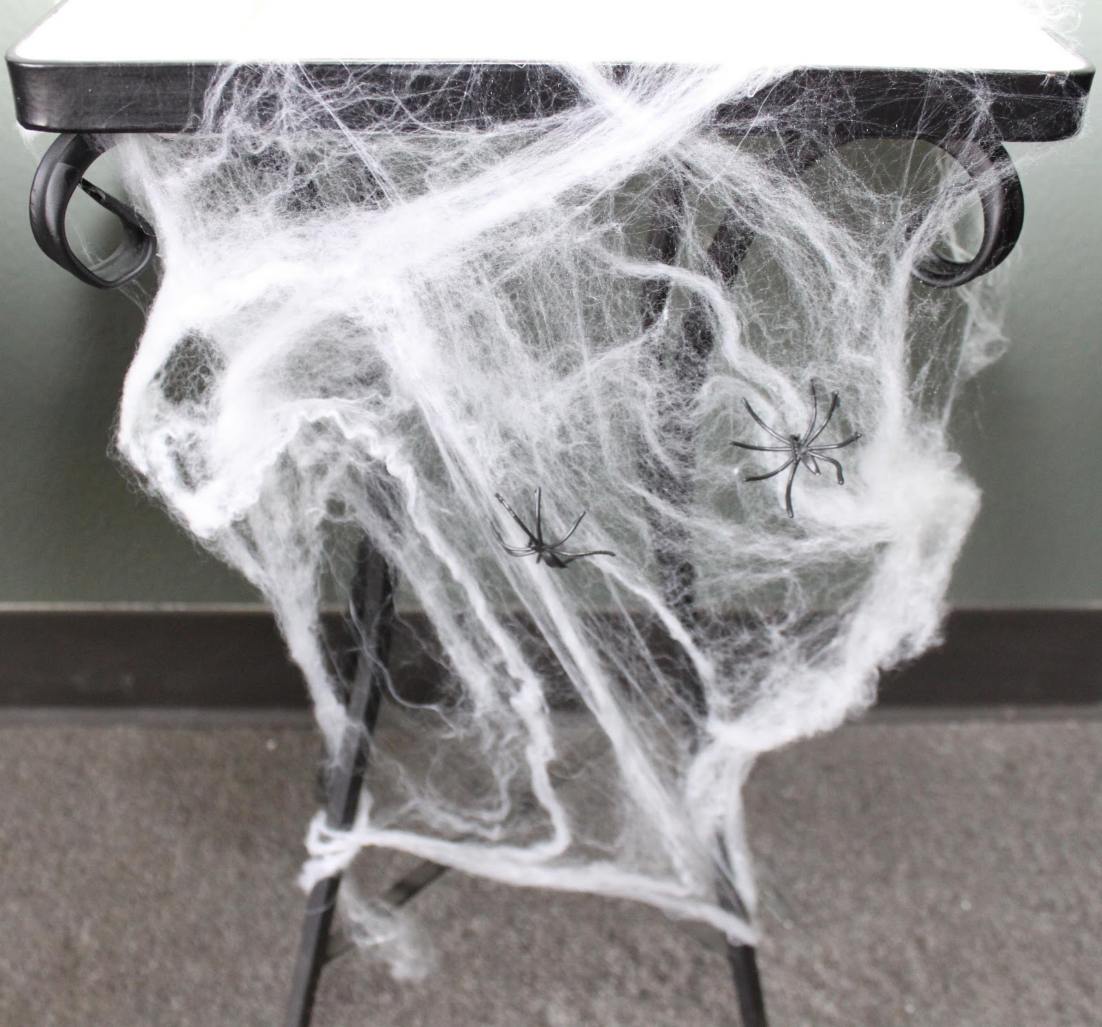 Halloween Spider Decoration Viewing Gallery